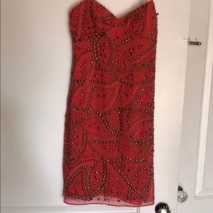 Gorgeous dress & luxury embroidery has done hand